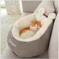 Super Warm Soft Washable Luxury Dog Puppy Cat Pet Bed Cushion Fur Fleece Blanket
