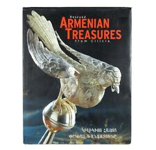 BOOK Rescued Armenian Art Treasures from Cilicia Sis monastery Christian history