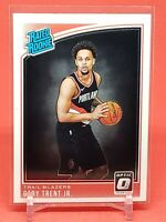 2018-19 Optic Gary Trent Jr. RC, Rated Rookie Card, Portland Trailblazers