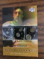 2000-01 Upper Deck Legends Playoff Heros #PH12 Phil Esposito Boston Bruins NrMt