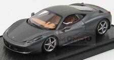 Ferrari 458 Italia 8C 2009 (Sterzo Nero Tappetini Beige) BBR 1:43 BBRC22E1