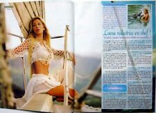 LOANA => coupure de presse 4 pages 2002 !!! CLIPPING