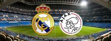 Champions League Round of 16 2nd leg 2019 Real Madrid - Ajax - DVD Full Match