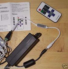 Led Module Strip Dimmer Controller Remote Controller Single Color 5050 3528