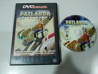Patlabor Mamoru Oshii - DVD Español - 1T