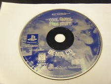 Namco Cool Games Free Stuff Demo  (Demo Disc) (Sony PlayStation 1) - Disc Only!!