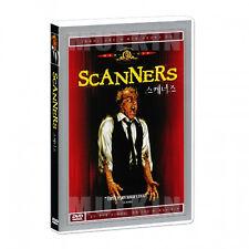 Scanners (1981) DVD - David Cronenberg (New *Sealed *All Region)