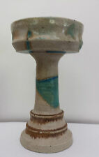 J. Jackman Pottery Candle Holder