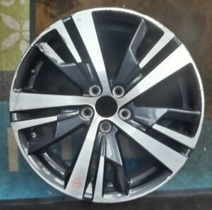 """PEUGEOT 3008 SUV 18"""" ALLOY WHEEL FULL SIZE SPARE  X1"""