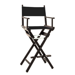 Pro Makeup Folding Makeup Artist Chair with FREE PERSONALISATION