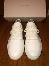 Common Projects Court Sneakers, White, Size 40