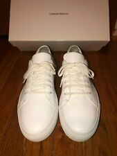 Common Projects Court Sneakers, White, Size 39
