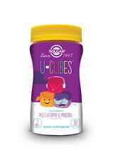 Solgar U-Cubes ™ Multi-Vitamin & Mineral Gummies Pack of 60 Gummies