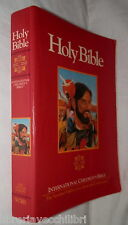 HOLY BIBLE International Children s Bible New Century Version Word Publishing di
