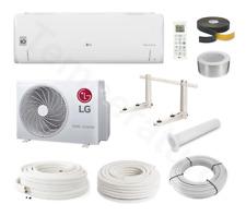 LG Standard 2 Split Klimaanlage Komplett-Set 3,5 kW A++/A+ WiFi R32
