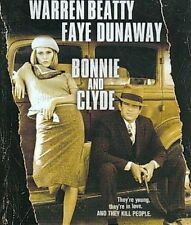 Bonnie and Clyde Blu-ray 1967 Warren Beatty Widescreen