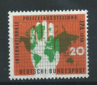 Allemagne - RFA N°116** (MNH) 1956 - Exposition internationale de la police