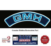 V8 GMH AIR CLEANER DECAL WB HOLDEN VC VH VK COMMODORE RARE SPARES CAPALABA
