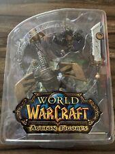 Gnome Warrior Sprocket Gyrospring World of Warcraft Series 2 Dc Unlimited