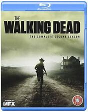 Walking Dead Complete Series 2 Blu Ray All Episodes 2nd Second Season UK Release