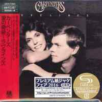 CARPENTERS-LOVELINES-JAPAN MINI LP SHM-CD Ltd/Ed G00