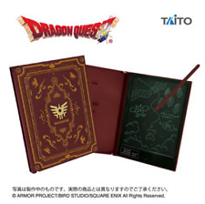 Taito Dragon Quest AM electronic memo pad Book of adventure 18cm japanese LD