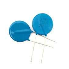 20pcs Ceramic Disc Capacitor 2000V 2KV 104 100000PF 100NF 0.1uF High Voltage