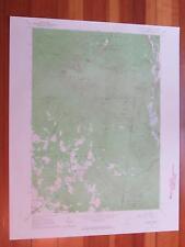 Killington Peak Vermont 1964 Original Vintage USGS Topo Map