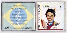 Cd CHICO BUARQUE MPB Compositores 1 - RGE 1996 Brasil Sonopress