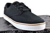 Lakai Belmont Black Lona Zapatillas de hombre Low Zapatos Cordones Skate
