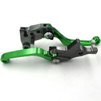 Billet Brake Clutch Levers For  Kawasaki KLX250 D-TRACKER KLX150S KLX150L KLX230