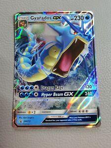 Gyarados GX   EX   Black Star Promo SM212   Pokemon