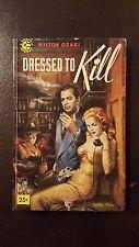 "Milton Ozaki, ""Dressed to Kill,"" 1954, Graphic 79, VG, 1st"
