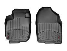 WeatherTech Floor Mats FloorLiner for Toyota RAV4 - 2006-2012 - 1st Row - Black