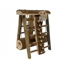 Rosewood Small Animal Boredom Activity Toy Assault Course Gerbil Hamster Mouse