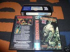 BLOODSUCKERS VHS/ VERY RARE & ORIGINAL 'CIC/MERLIN CLASSIC HORROR VIDEO