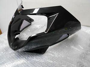APRILIA SHIVER 750 GT FRONT COWL/FAIRING  GLOSS BLACK AP89081000XN7 NEW