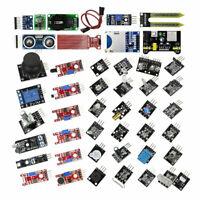 45-In-1 Sensor Module Kit + Tutorials For Arduino Raspberry Pi Robot Kids DIY