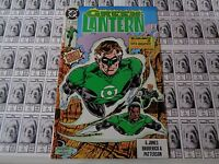 Green Lantern (1990) DC - #1, Down to Earth, Hal Jordan, Jones/Broderick, VF+