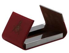 Freemason Personalised Card Case Custom Engraved Business ID Member Pass Holder