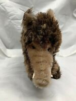 """Mohair Collection Grisly 602/20 12"""" Warthog one broken tusk"""