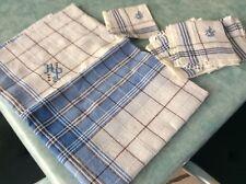 Service à café ou thé ancien nappe et petites serviettes