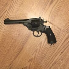 Webley Mk IV Full Metal Co2 Airsoft Revolver WWII Airsoft Gun