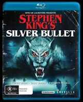 Stephen King's Silver Bullet (Blu-ray) NEW/SEALED