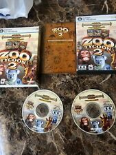 Zoo Tycoon 2: Zookeeper Collection (PC, 2006) - BOTH DISCS