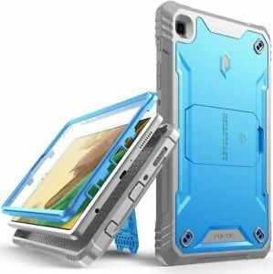 For Galaxy Tab A7 Lite (2021) Case Poetic® with Kickstand Tablet Cover Blue