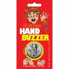 Hand Buzzer Deluxe