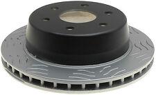 Performance Disc Brake Rotor fits 2000-2007 GMC Yukon Savana 1500 Sierra 1500  A