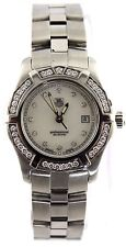 AUTHENTIC TAG HEUER EXCLUSIVE WN131J.BA0360 DIAMOND PEARL LADIES SWISS WATCH