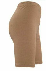 ✅🚴⭐ Ladies Cycling Shorts Dancing Womens Zumba Lycra Leggings Active Casual